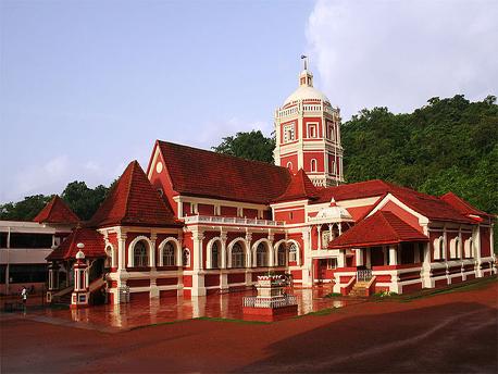 Sri Shantadurga Temple, Kavalem